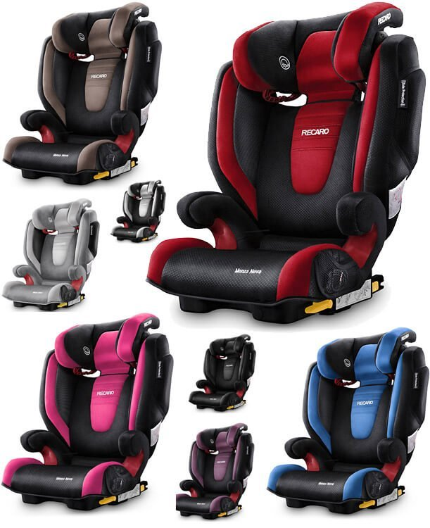 recaro monza nova 2 seatfix. Black Bedroom Furniture Sets. Home Design Ideas