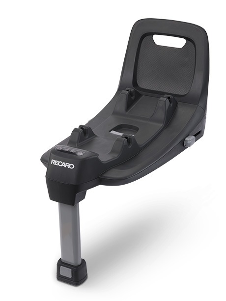 Автокресло RECARO Kio Garnet Red + Base Isofix